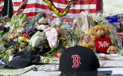 Boston authorities warn about charity scams after bombings.