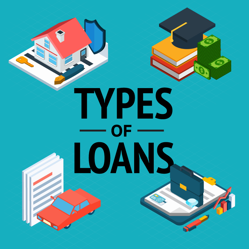 types of loans credit different credit loan options. Black Bedroom Furniture Sets. Home Design Ideas