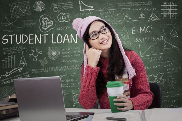 There are many different types of loans to help you fund your education