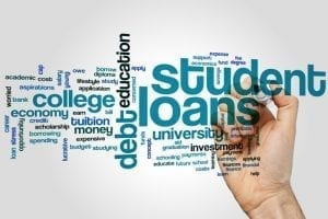 What to do if you can't pay your student loans?