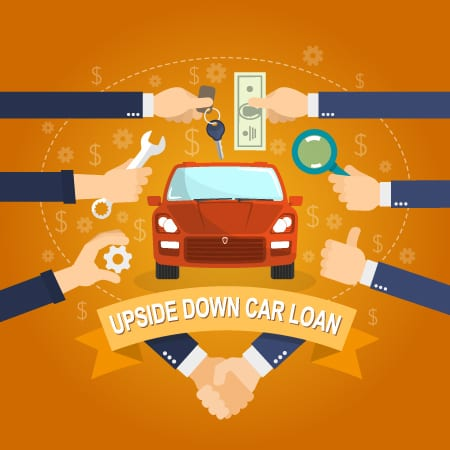 What To Do With An Upside Down Car Loan