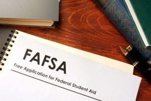 Papers to apply for the FASFA