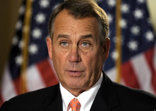 John Boehner re-elected