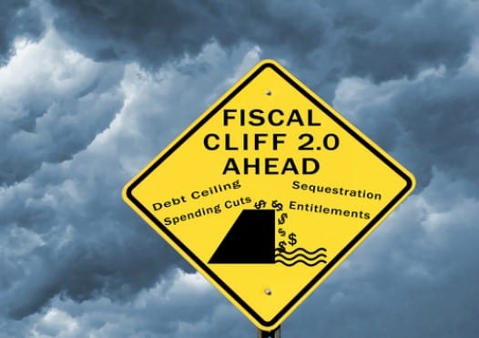 Debt ceiling is another fiscal cliff