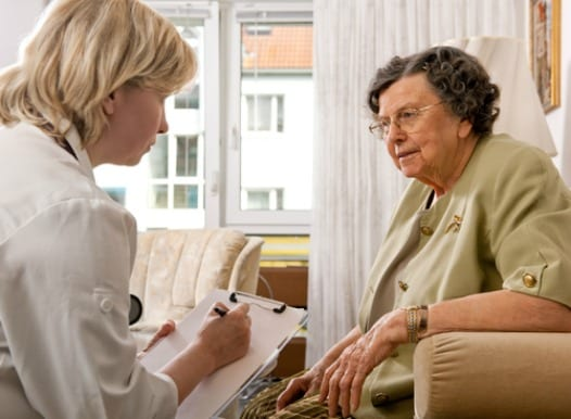 FDA finances nursing home mortgages