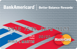 Bank of America's Better Balance Rewards Credit Card