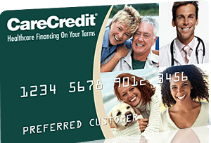 Care Credit is a medical credit card