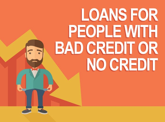 Loans For People With Bad Credit Instant Decision No Fees >> How To Get A Personal Loan With Bad Credit Or No Credit