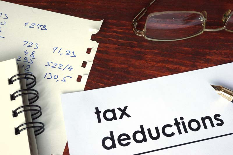 Paperwork for Student Loan Tax Deductions