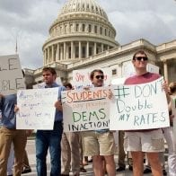 Student loan vote fails in U.S. Senate