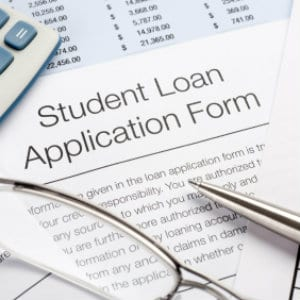 debt student loan transferred
