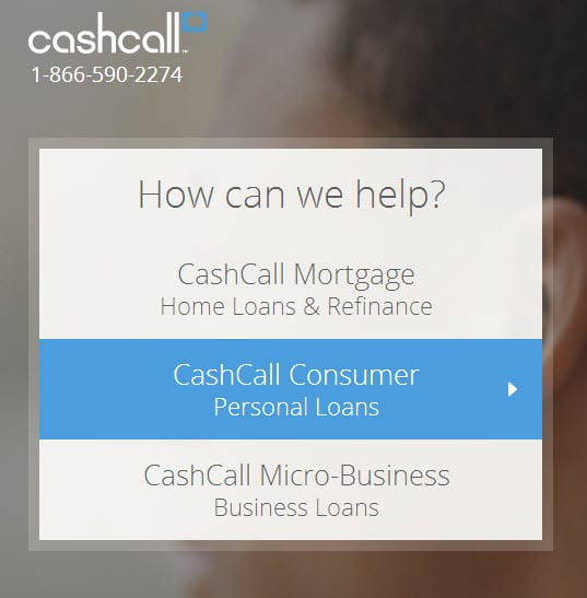 CashCall mortgage information