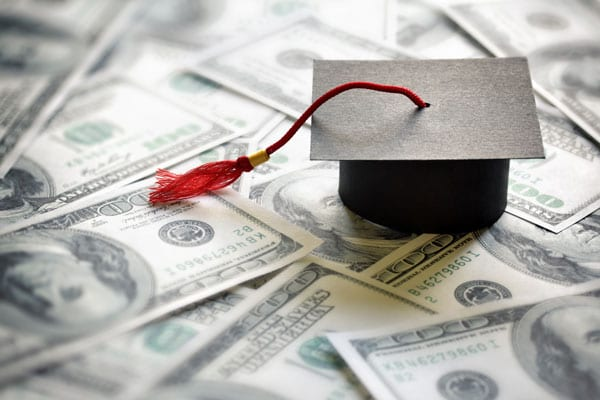 Student Cap on Money