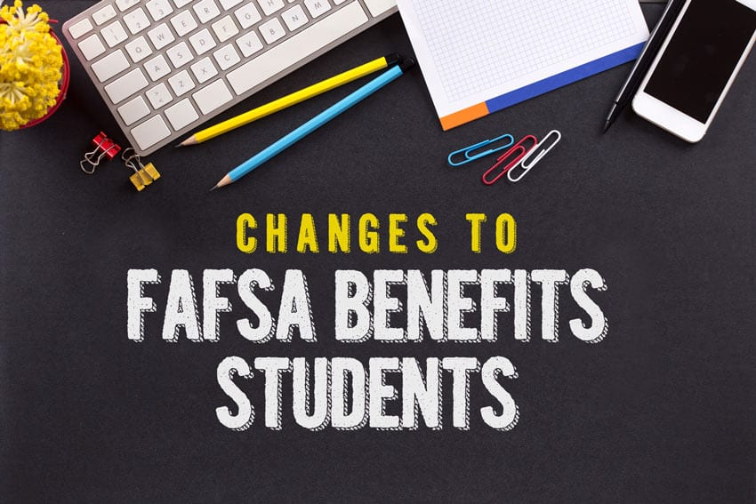 FAFSA Benefits Students