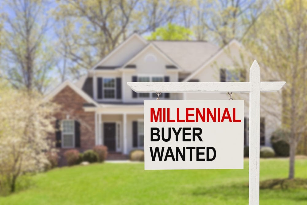 Millennial Home Buyer Wanted