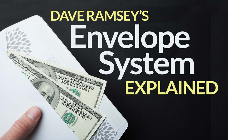 image regarding Dave Ramsey Envelope System Printable named Dave Ramseys Envelope Approach Defined: Specialists, Drawbacks and