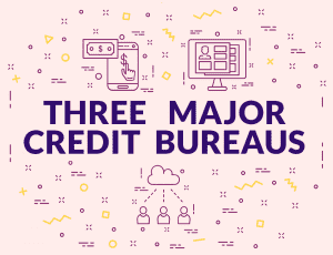 3 Credit Reporting Agencies >> Credit Reporting Agencies 3 Major Credit Bureaus
