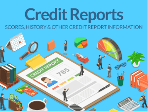 Credit Reports: Scores, History & Other Credit Report Information