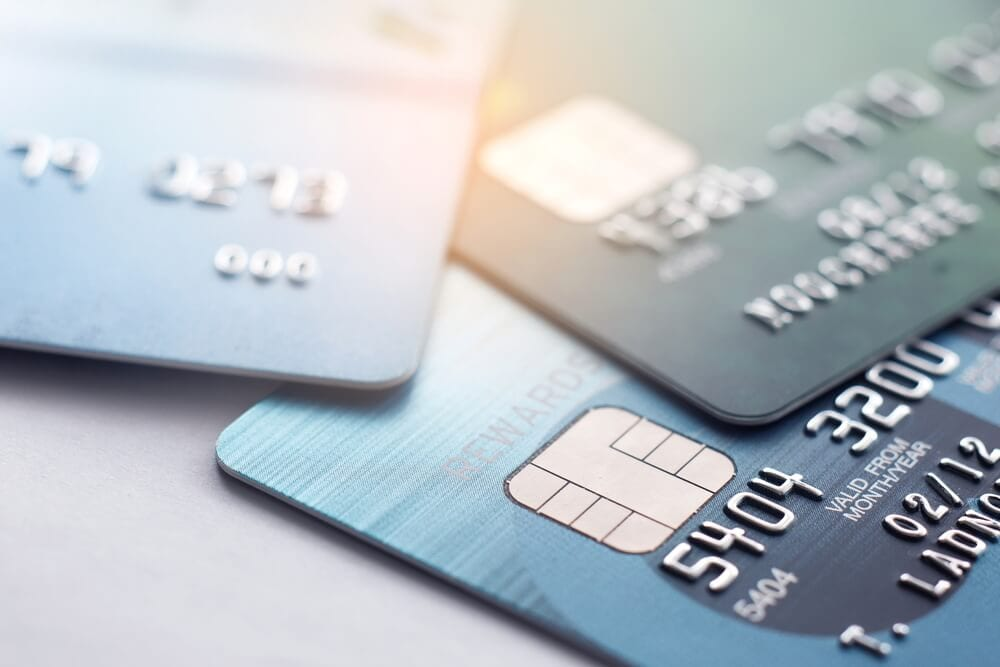 Credit cards are a type of revolving credit