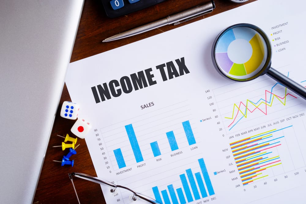INCOME TAX - CLASSIFICATION OF INCOME salary -property - gains !