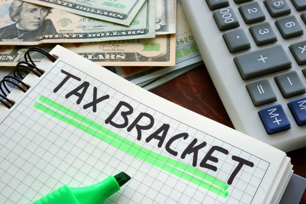 Tax Brackets Rates For Each Income Level