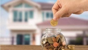Pinching pennies for mortgage payment