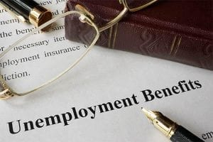 Document titled Unemployment Benefits