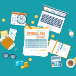 Paperwork to defer payroll tax