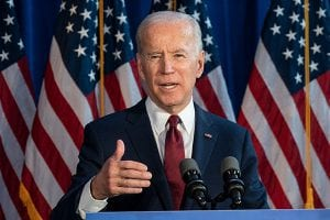 Joe Biden announces American Rescue Plan