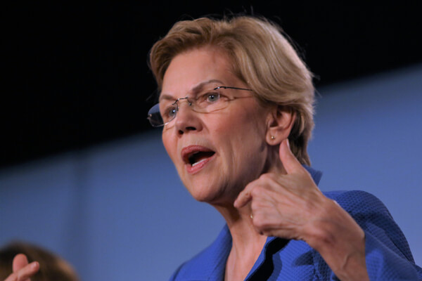 Elizabeth Warren proposed a new type of bankruptcy, Chapter 10